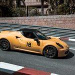 Course de formule Monaco