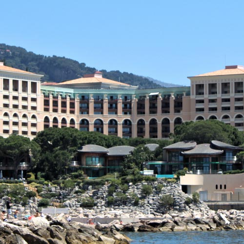 Casino in the Larvotto district