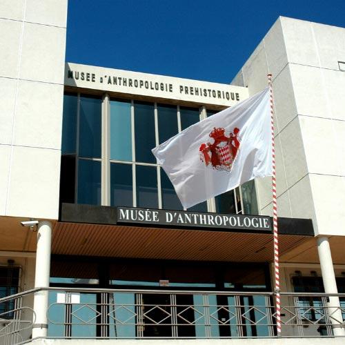 Musée d'antropologie préhistorique de Monaco