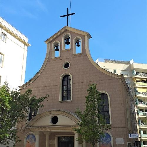 Chapelle des Carmes à La Rousse