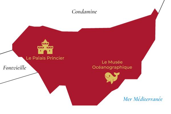 Lieux incontournables de Monaco-ville