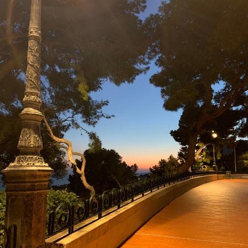 Alley of Monaco-ville
