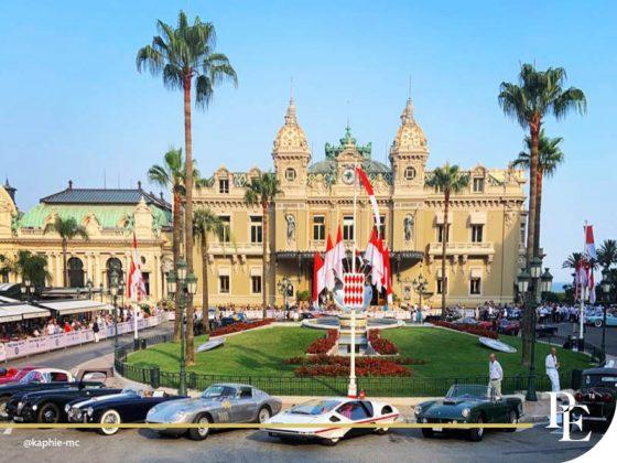 Place du Casino de Monte-Carlo