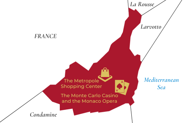 The must-see places of Monte-Carlo