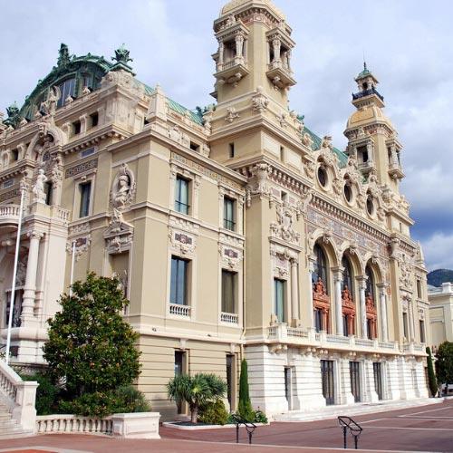 The Monte-Carlo Opera